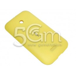 Nokia 510 Lumia Yellow Back Cover