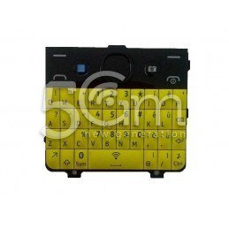 Nokia 210 Asha Yellow Keypad