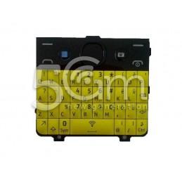 Tastiera Yellow Nokia 210 Asha