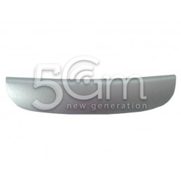 Cover Inferiore Silver Nokia 303 Asha