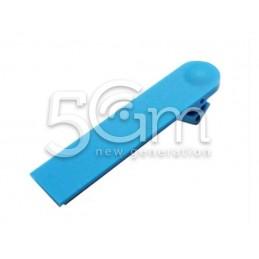 Sportellino Copertura USB Blu Nokia N9