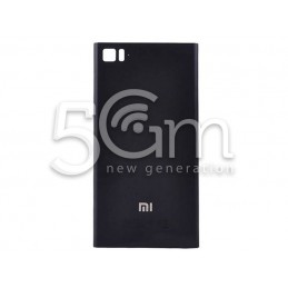 Back Cover Black Xiaomi Mi3...
