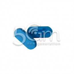 Tasto Di Blocco Esterno Blu Nokia 500 Asha