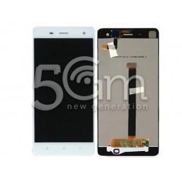 Display Touch Bianco Xiaomi M4