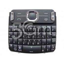 Nokia 302 Asha Dark Grey Italian Keypad