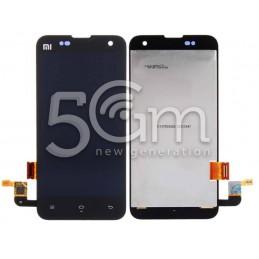 Display Touch Nero Xiaomi Mi2