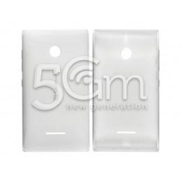 Nokia 532 Lumia White Back Cover