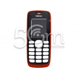 Nokia 112 Dual Sim Red Front Cover