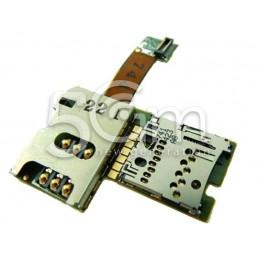 Nokia E51 Sim Card Flex Cable