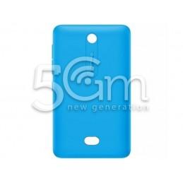 Retro Cover Blu Nokia 501 Asha