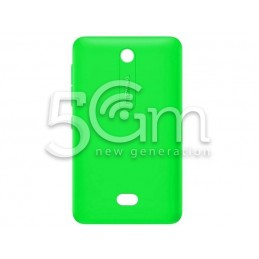 Nokia 501 Asha Green Back Cover