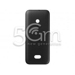 Nokia 208 Black Back Cover