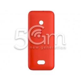 Retro Cover Rosso Nokia 208