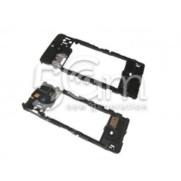 Nokia 515 Single Sim Middle Cover
