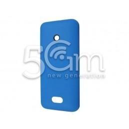 Retro Cover Blu Nokia 208