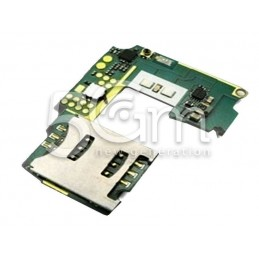Lettore Sim Card Flat Cable Nokia N85