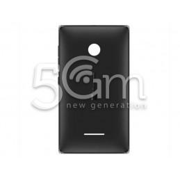 Nokia 532 Lumia Black Back Cover