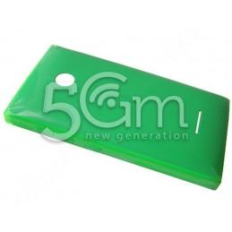 Nokia 532 Lumia Green Back Cover