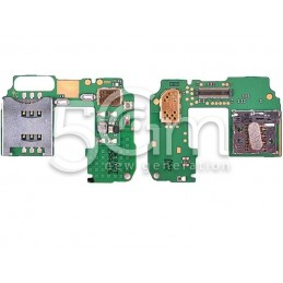 Lettore Sim Card Flat Cable Nokia N86