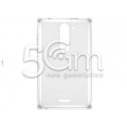 Nokia 502 Asha White Back Cover