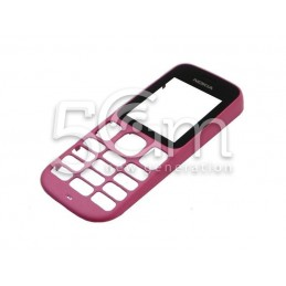 Nokia 100 Pink Front Cover