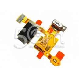 Jack Audio + Vibrazione Flat Cable Nokia Lumia 730-735