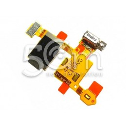 Nokia Lumia 730-735 Audio Jack + Vibration Flex Cable