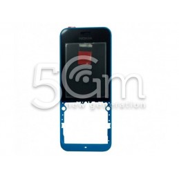Nokia 220 Blue Front Cover