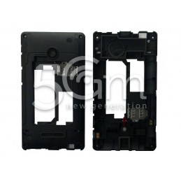 Nokia 435 Lumia Black Middle Frame