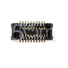 Nokia 808 ConnectorSM B2B 2X10 F P0.4 30V 0.3A