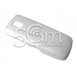 Nokia 112 Dual Sim White Back Cover