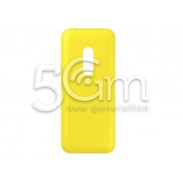 Nokia 108 Yellow Back Cover