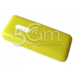 Nokia 220 Yellow Back Cover
