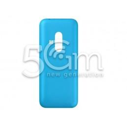 Nokia 220 Blue Back Cover