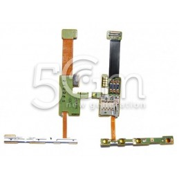 Nokia E66 Sim Flex Cable