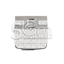 Tastiera Bianca Nokia E55