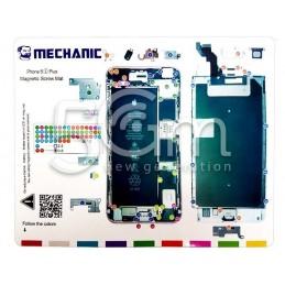 Magnetic Screw Mat iPhone 6S Plus