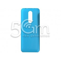 Nokia 108 Blue Back Cover