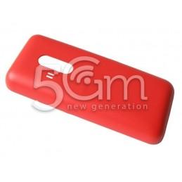 Retro Cover Red Nokia 220