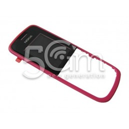 Nokia 110 Pink Front Cover