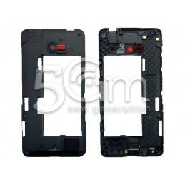 Nokia 635 Lumia Black Middle Frame O