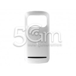 Nokia 808 Pureview White Back Cover