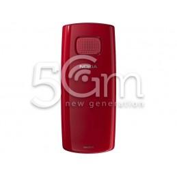 Retro Cover Rosso Nokia X1-01
