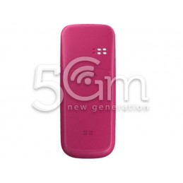 Nokia 100 Pink Back Cover