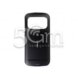 Nokia 808 Pureview Black Back Cover