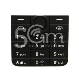 Tastiera Nera Nokia 207