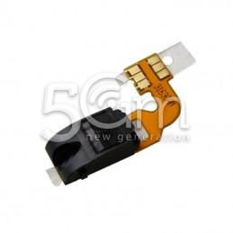 Jack Audio Flat Cable Nokia 525 Lumia