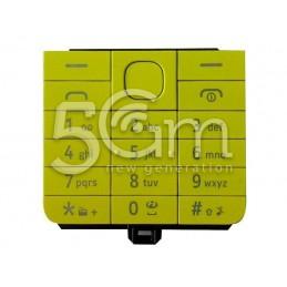 Tastiera Gialla Nokia 220 Single Sim