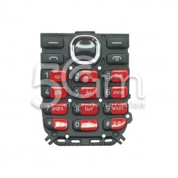 Nokia 112 Red Keypad