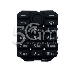 Nokia 108 Black Keypad